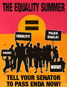 The Equality Summer