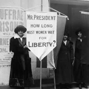 Alice Paul - Mr. President How Long Must Women Wait for Liberty
